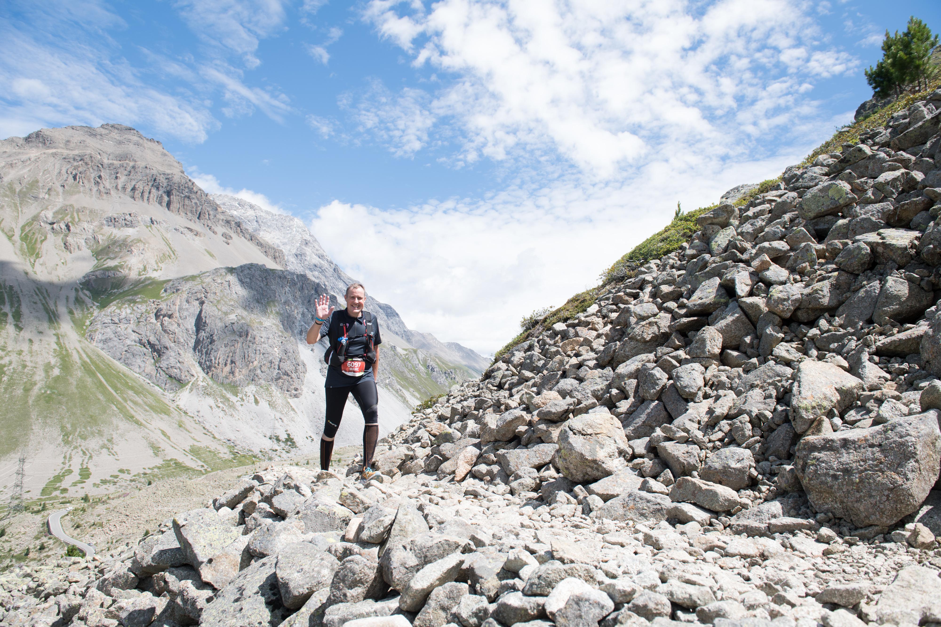 Swiss Irontrail - Swissalpine 2017